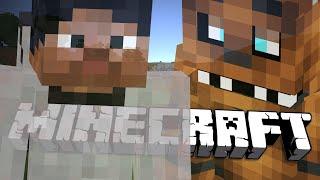 МЫ ПРИЗРАКИ Minecraft Обзор Мода