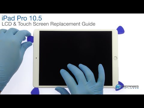 iPad Pro 10.5″ LCD & Touch Screen Replacement Guide – RepairsUniverse