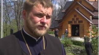 На Рівненщині у ченці висвятили шведського історика Маттеуса Фуремальма