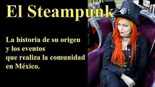 Steampunk: México Retrofuturista