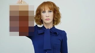 Kathy Griffin Poses With Donald Trump's Head in SHOCKING Photoshoot | What's Trending Now!