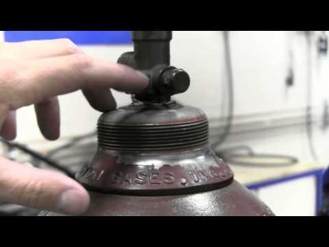 High Pressure Cylinder Identification