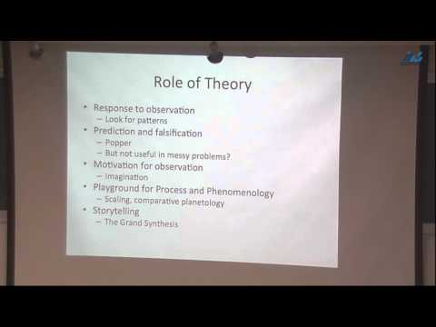 Dave Stevenson (Caltech) Summary & Theoretical Challenges