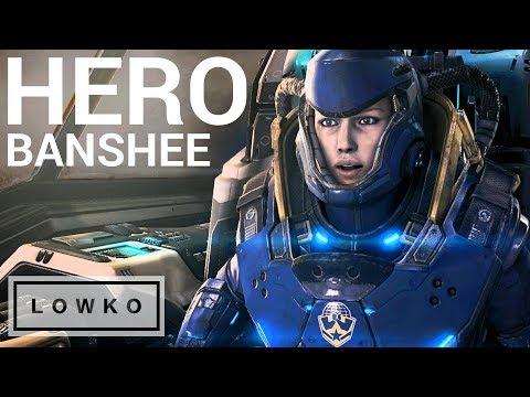 StarCraft 2: THE HERO BANSHEE!