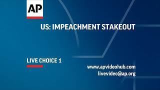 LIVE: House Votes On Impeachment Of Trump