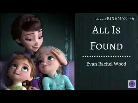 ALL IS FOUND-1 Hour Loop (Frozen 2)