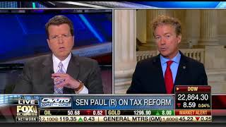 Rand Paul on Donald Trump's Healthcare Executive Order