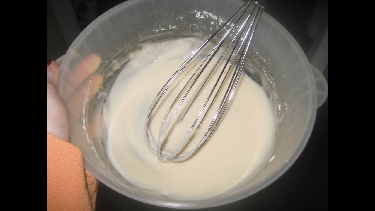 Recipe Greek Yogurt Frosting Youtube
