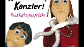Küss mich, Kanzler! – Kreuzworträtsel mit Angela Merkel