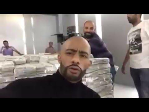 سر دولارات محمد رمضان التي أشعلت مواقع التواصل الاجتماعي Youtube
