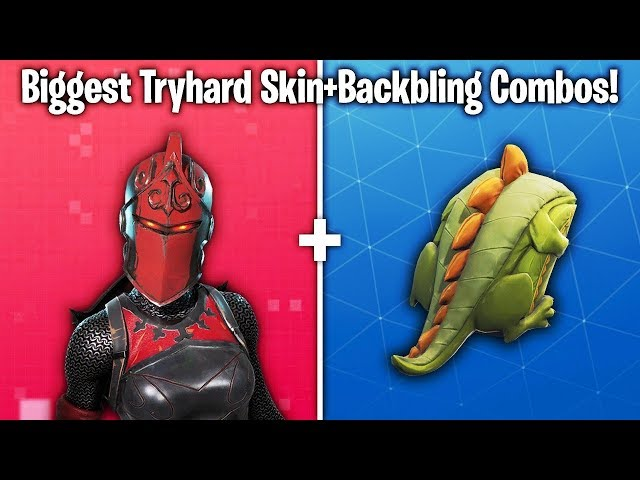 The Best Tryhard Outfit Combinations In Fortnite Battle Royale - the best tryhard outfit combinations in fortnite battle royale