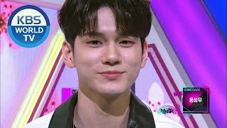 Welcome back, ONG SEONG WU [Music Bank / ENG / 2020.03.27]
