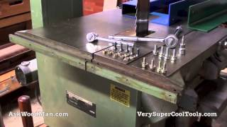 1 Of 3: How To Install Bandsaw Guide Rails -- Diy Biesemeyer Style Guide Rail Series