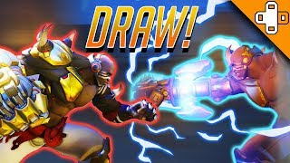 DUELFIST! - Overwatch Funny & Epic Moments 366