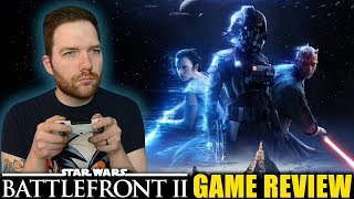 star wars battlefront ii game review
