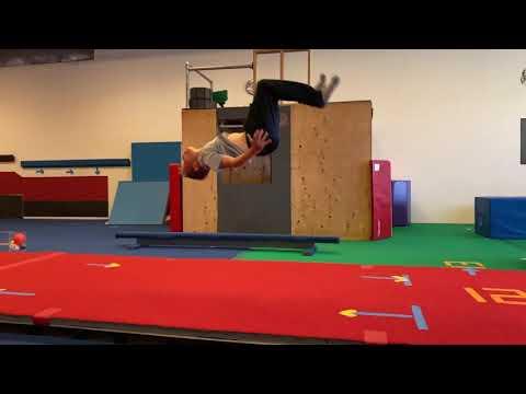 Ashton Flips & Tricks