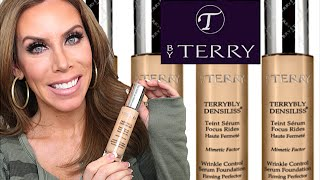 BY TERRY TERRYBLY DENSILISS FOUNDATION | Review and Demo