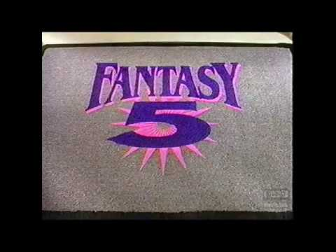 Fantasy 5 | Georgia Lottery | Television Commercial | 1996