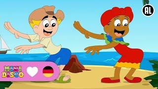 Kinderlieder | Cartoon | COCO LOCO TANZ | Deutsche Version | Mini Disco