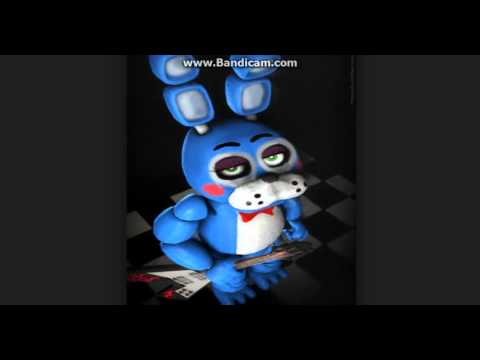 Fnaf 2 toy bonnie singing the survive the night song youtube