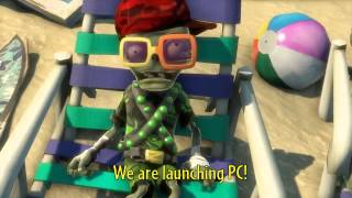 Gamedot.pl - Plants vs Zombies Garden Warfare • Launch Trailer • PC