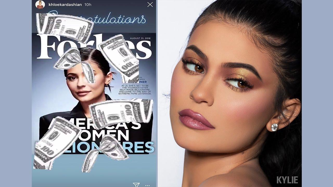 Kylie jenner (Billionaire) sum hmandan turu