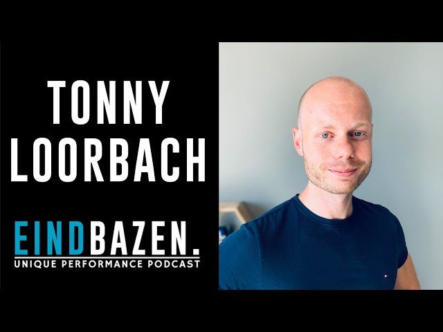 #179 Tonny Loorbach over het leven, investeren en marketing