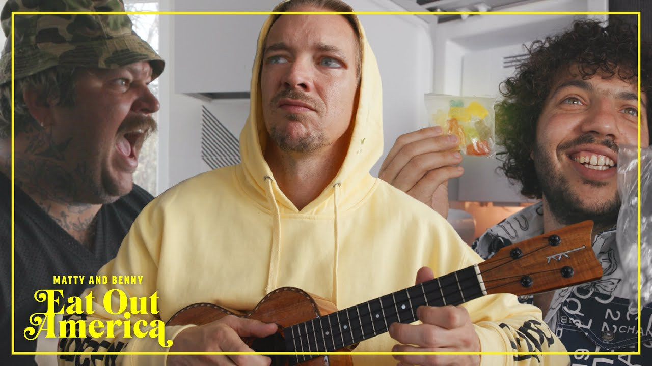 Download Dropping Acid and Pumping Iron With Diplo | Matty and Benny Eat Out America | EP 5