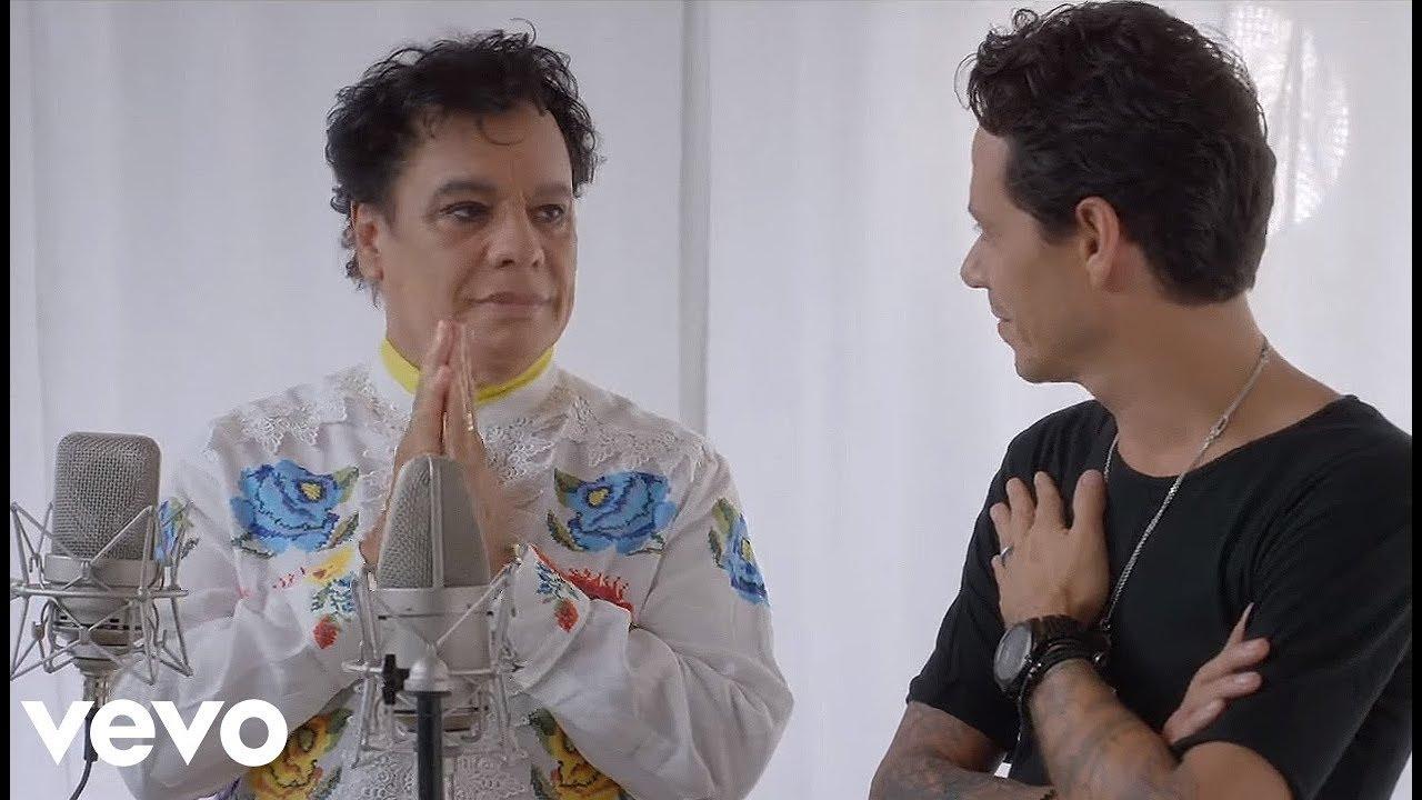 Descargar - Juan Gabriel ft Marc Anthony - Yo Te Recuerdo Video Official 2016