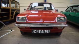 Classic Car auction walk-around - November 2016