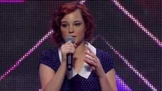 Bella Ferraro - Skinny Love - THE X FACTOR AUSTRALIA 2012