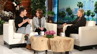 Sally Field And Max Greenfield S Makeout Session