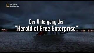 """18 - Sekunden vor dem Unglück - Der Untergang der """"Herald of Free Enterprise"""""""