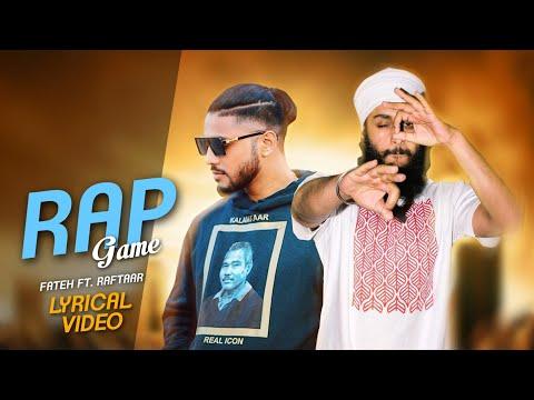 rap-game-|-fateh-ft.-raftaar-|-new-rap-song-|-raftaar-music-serie