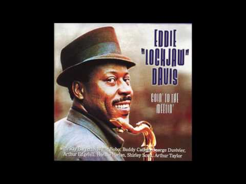 "born March 2, 1922 Eddie Lockjaw Davis ""Misty"""