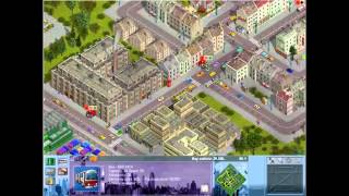 Traffic Giant Campaign - 01 - Limington Walkthrough Gameplay