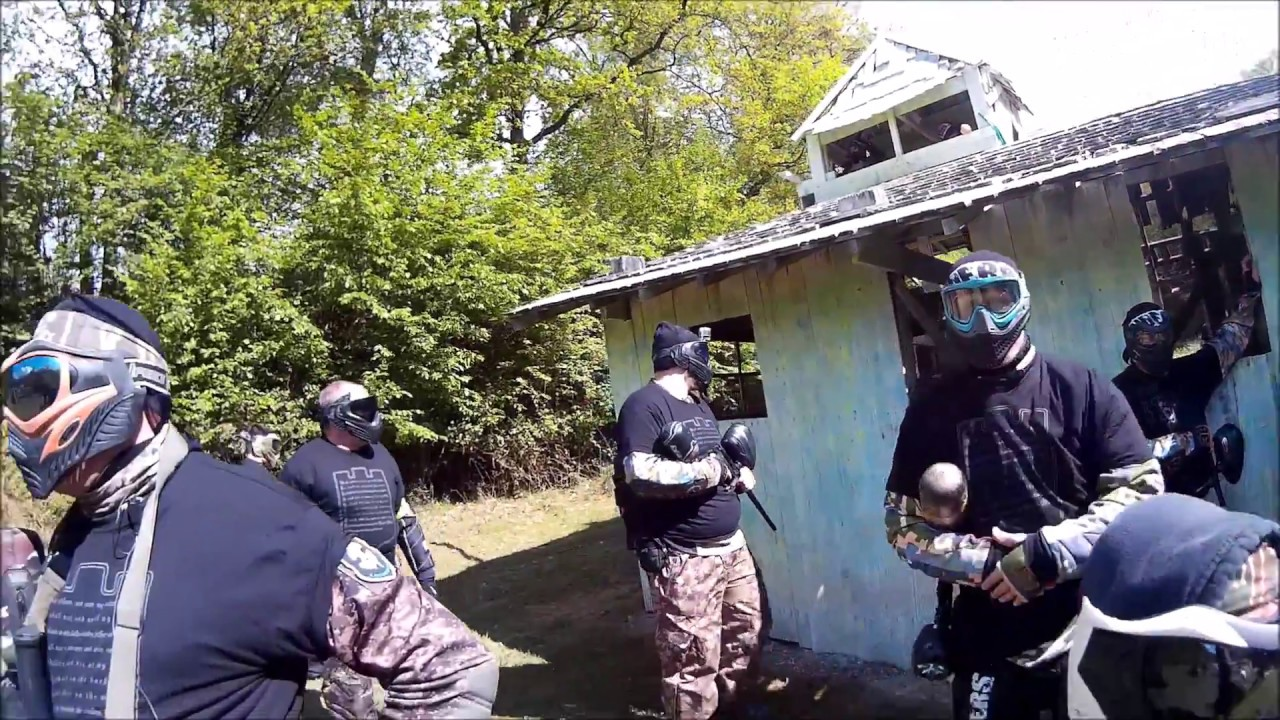 Big Game Agimont By Paintball Ghosts Luxembourg Sas Youtube