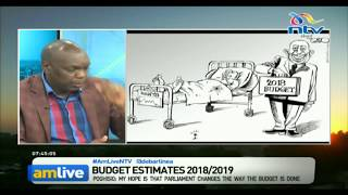 Legislators react to the 2018/19 Budget estimates by Treasury CS Rotich