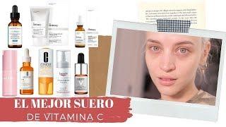 La para vitamina suero beneficios de piel del c