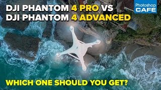 TESTING NEW DJI Phantom 4 ADVANCED v Phantom 4 PRO, which DRONE should you get?