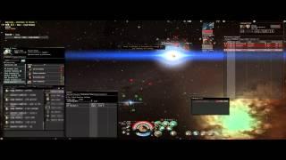 Eve Online - 100mn AB HAM Legion vs Small WT Gang