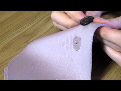 Как пришивать пуговицы фото