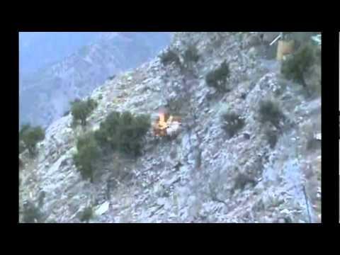 Live Apache Footage Afghanistan