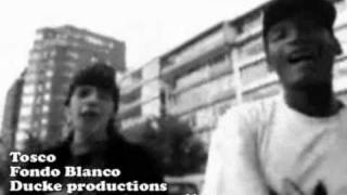 Fondo Blanco (Tosco) Rap Colombiano