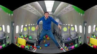 Ok Go 360 VR - Upside Down & Inside Out (StevePaulSounds360VR)