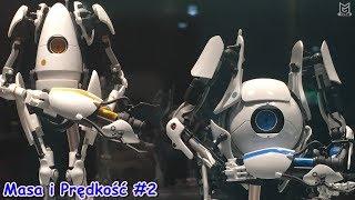 Masa Wrogiem Przyspieszenia ! Nowe Techniki  [Masa i Prędkość] Portal 2 #2