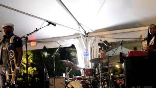 Funky But Better- Inner City Blues (Beekman Beer Garden- Wed 9/25/13)