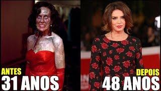 Navio Fantasma   Antes e Depois do Elenco em 2019