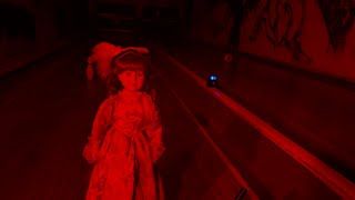 Haunted house attraction PLAGUED by ghosts (INSANE paranormal activity)