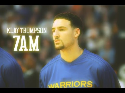 Klay Thompson MIX - 7AM [HD]